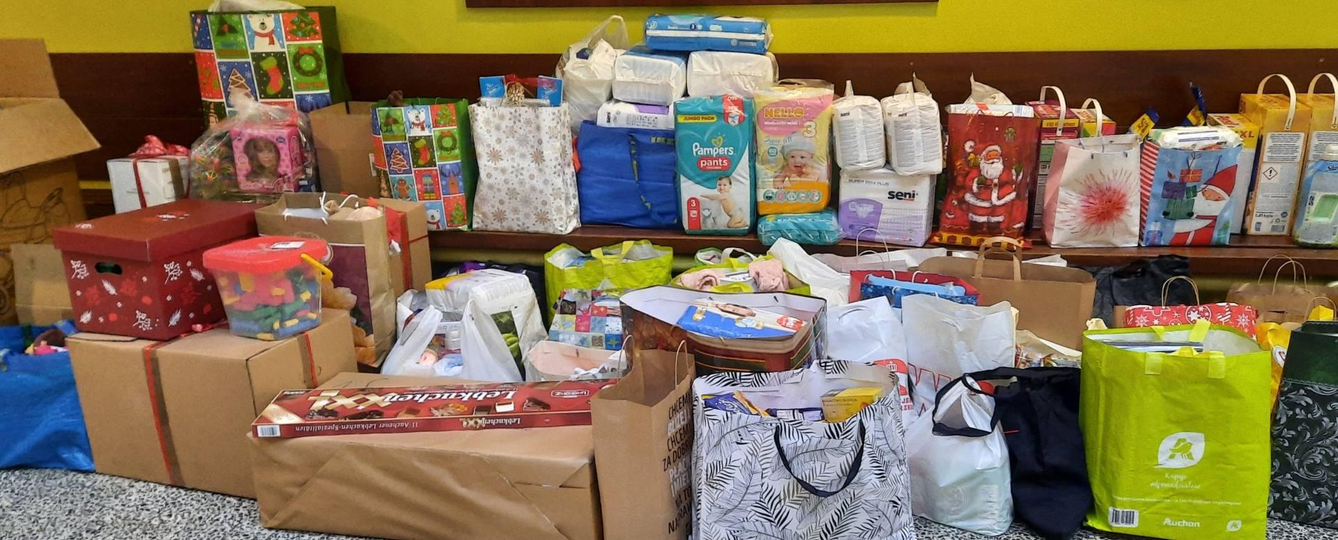 Dary dla Małopolskiego Hospicjum dla Dzieci – dostarczone. Dziękujemy za zaangażowanie!