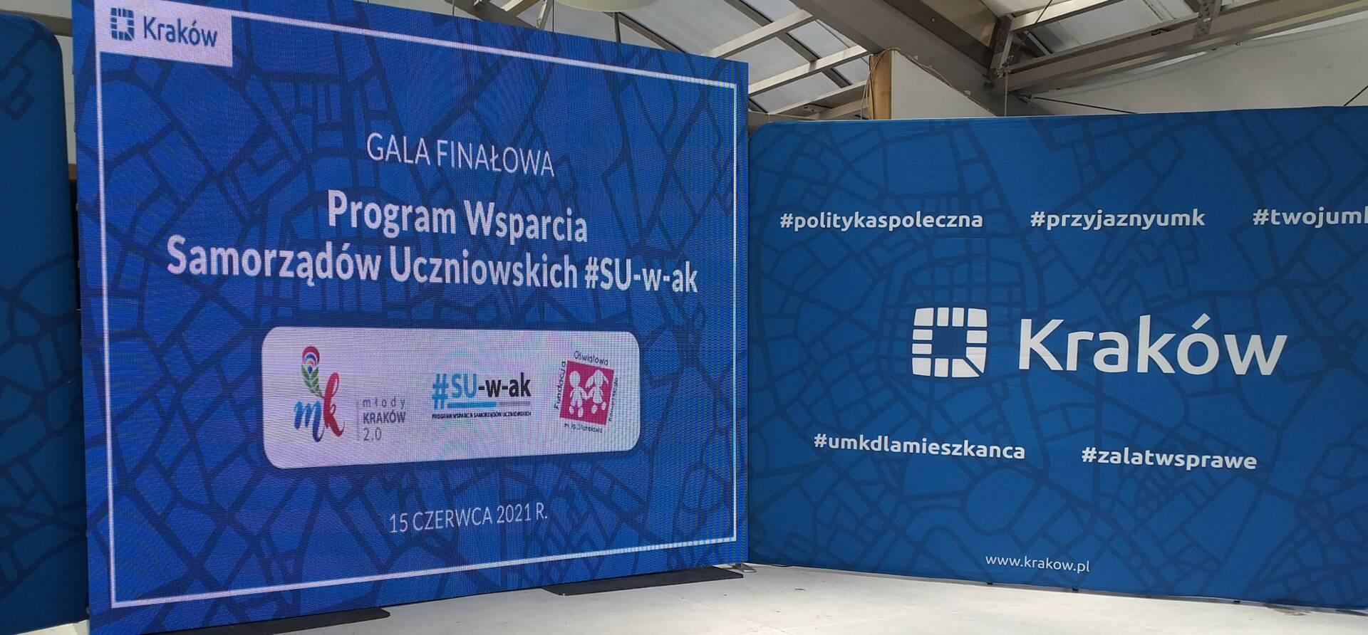 Gala Finałowa Programu #SU-w-ak