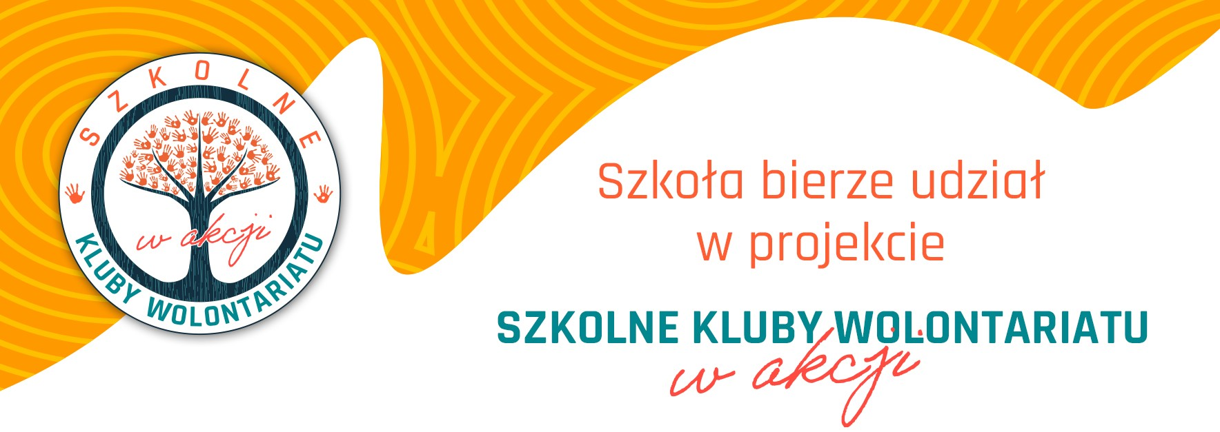 """Poznajcie małopolskie szkoły biorące udział w projekcie: """"Szkolne Kluby Wolontariatu w akcji"""""""